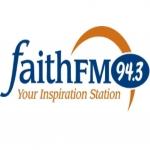 Logo da emissora Radio CJTW Faith 94.3 FM