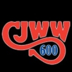 Logo da emissora Radio CJWW 600 AM