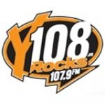 Logo da emissora Radio CJXY Y 108 FM