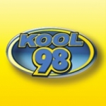 Logo da emissora Radio CJYC Kool 98 FM
