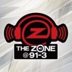 Logo da emissora Radio CJZN The Zone 91.3 FM