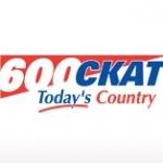 Logo da emissora Radio CKAT 600 AM