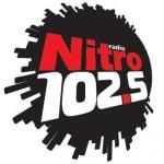 Logo da emissora Radio Nitro 102.5 FM