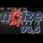 Logo da emissora Radio Noize 93.5 FM