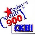 Logo da emissora Radio CKBI 900 AM