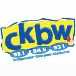 Logo da emissora Radio CKBW 94.5 FM