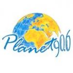 Logo da emissora Radio Planet 90.6 FM