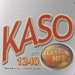 Logo da emissora Radio KASO 1240 AM
