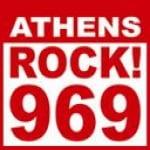 Logo da emissora Radio Rock 96.9 FM