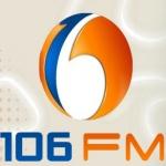 Logo da emissora R�dio 106 FM