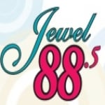 Logo da emissora Radio CKDX The Jewel 88.5 FM