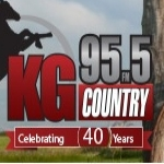 Logo da emissora Radio CKGY 95.5 FM
