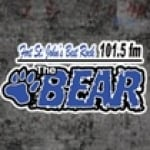 Logo da emissora Radio CKNL The Bear 101.5 FM