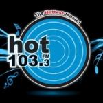 Logo da emissora Radio KBIU Hot 103.3 FM
