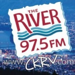 Logo da emissora Radio CKRV 97.5 FM