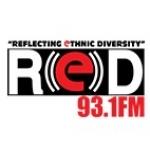 Logo da emissora Radio CKYE Red 93.1 FM