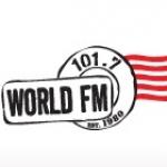 Logo da emissora Radio CKER 101.7 FM