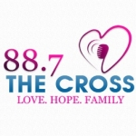 Logo da emissora Radio KBMQ The Cross 88.7 FM