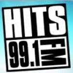 Logo da emissora Radio CKIX Hits 99.1 FM