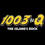 Logo da emissora Radio CKKQ 100.3 FM