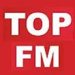 Logo da emissora Radio Top 102.4 FM