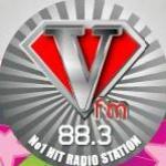 Logo da emissora Radio Village 88.3 FM