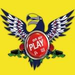 Logo da emissora Borneo 107.2 FM