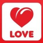 Logo da emissora Love Radio 105.3 FM Gold