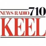 Logo da emissora Radio KEEL 710 AM