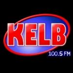 Logo da emissora Radio KELB 100.5 FM