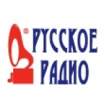 Logo da emissora Russian Radio 105.7 FM