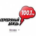 Logo da emissora Silver Rain 100.1 FM