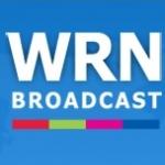 Logo da emissora WRN Russia