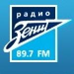 Logo da emissora Zenit 89.7 FM