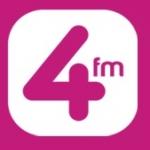Logo da emissora 4FM 94.9 FM