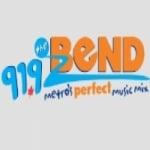 Logo da emissora Radio CKNI The Bend 91.9 FM