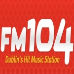 Logo da emissora 104 FM