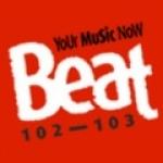 Logo da emissora Beat 102 - 103 FM