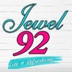 Logo da emissora Radio CKPC Jewel 92.1 FM