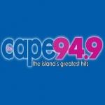 Logo da emissora Radio CKPE The Cape 94.9 FM