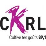 Logo da emissora Radio CKRL 89.1 FM