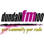 Logo da emissora Dundalk 100 FM