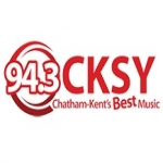 Logo da emissora Radio CKSY 94.3 FM