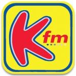 Logo da emissora KFM 97.6 FM