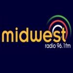 Logo da emissora Midwest Radio 96.1 FM
