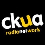 Logo da emissora Radio CKUA Calgary 93.7 FM