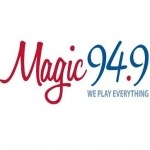 Logo da emissora Radio CKWM Magic 94.9 FM
