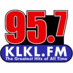 Logo da emissora Radio KLKL 95.7 FM