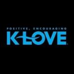 Logo da emissora Radio KLHV K-Love 95.7 FM