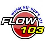 Logo da emissora Radio Flow 103 FM
